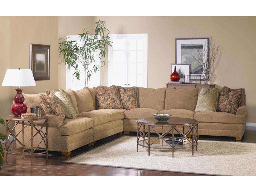 Sam Moore MasonSectional Sofa