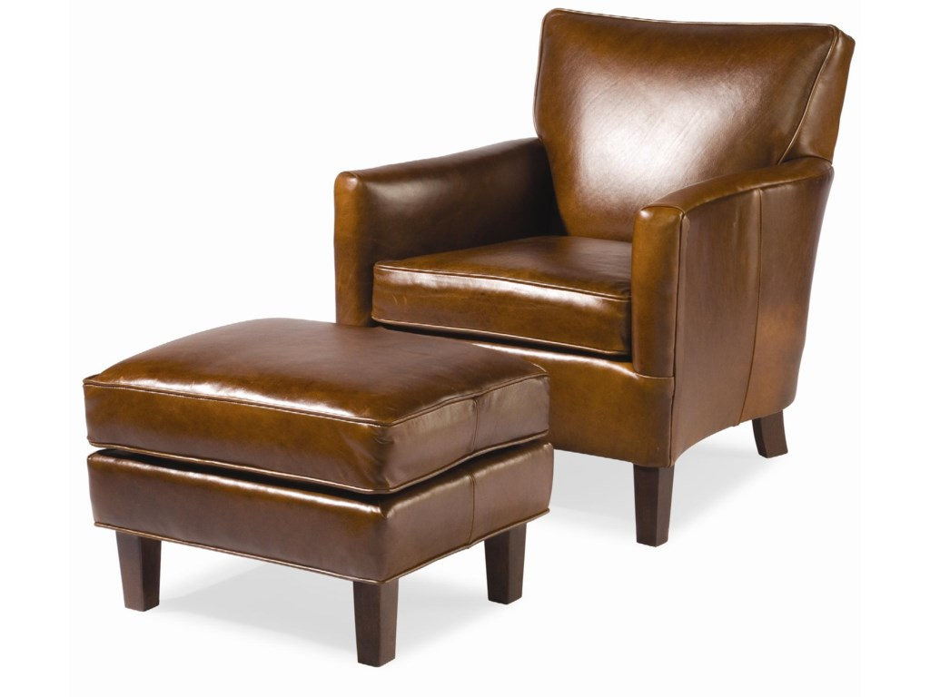 Sam Moore NigelChair and Ottoman
