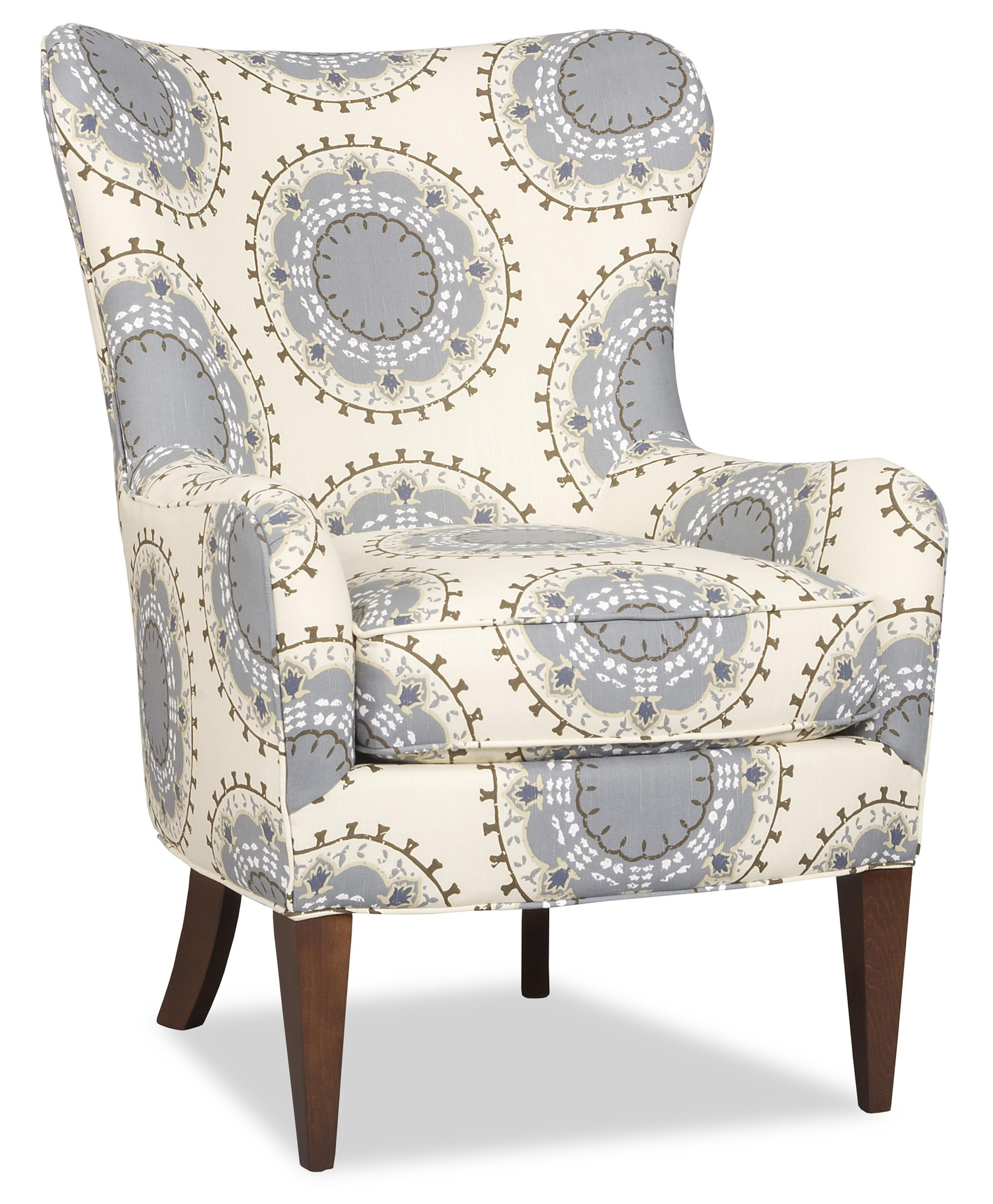 furniture wing chair sam moore nikko wing chair fabric and color of this item may vary in our showroom