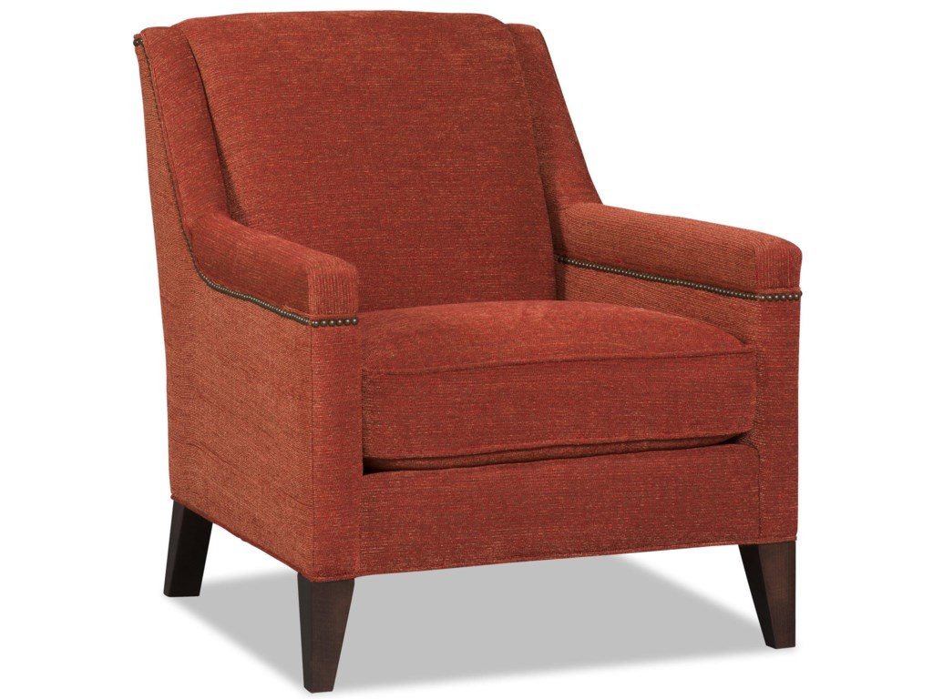 Sam Moore SergeiContemporary Club Chair