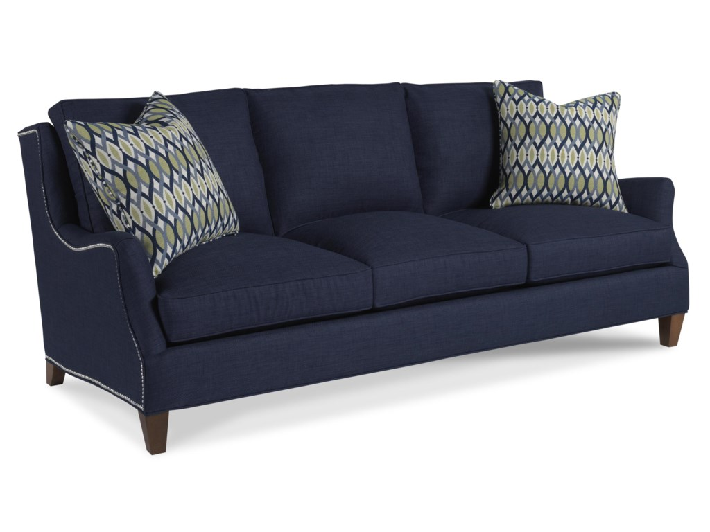 Sam Moore Tansy3-Seater Stationary Sofa