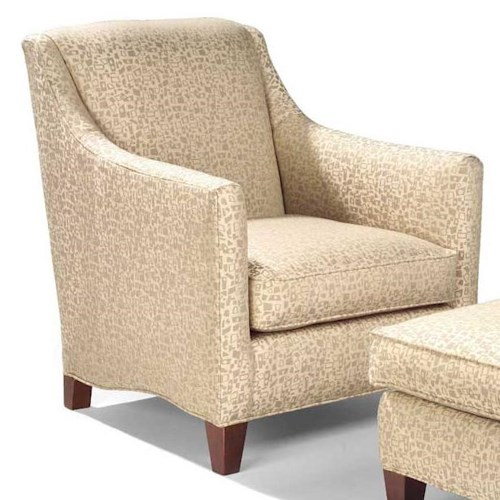Sam Moore Urban Traditional Upholstered Chair