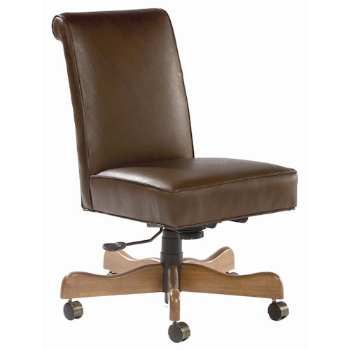 Sam Moore Walton  Caster Office Chair