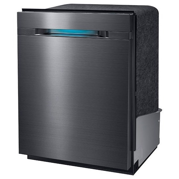 Samsung Appliances DishwashersTop Control WaterWall? Technology Dishwasher