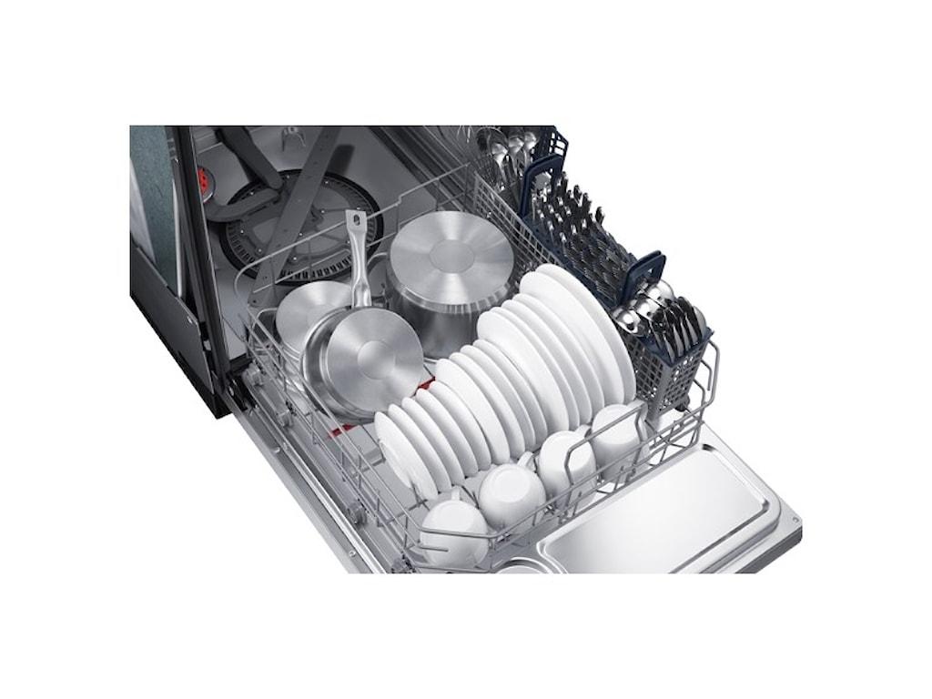 Samsung Appliances DishwashersTop Control StormWash™ Dishwasher