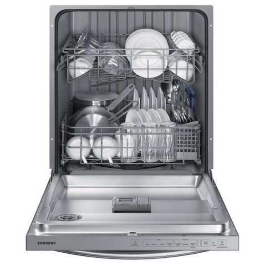 Samsung Appliances DishwashersTop Control Dishwasher
