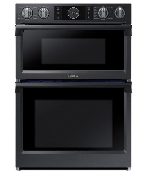 "Samsung Appliances Double Wall Ovens - Samsung30"" Microwave Combination Wall Oven"