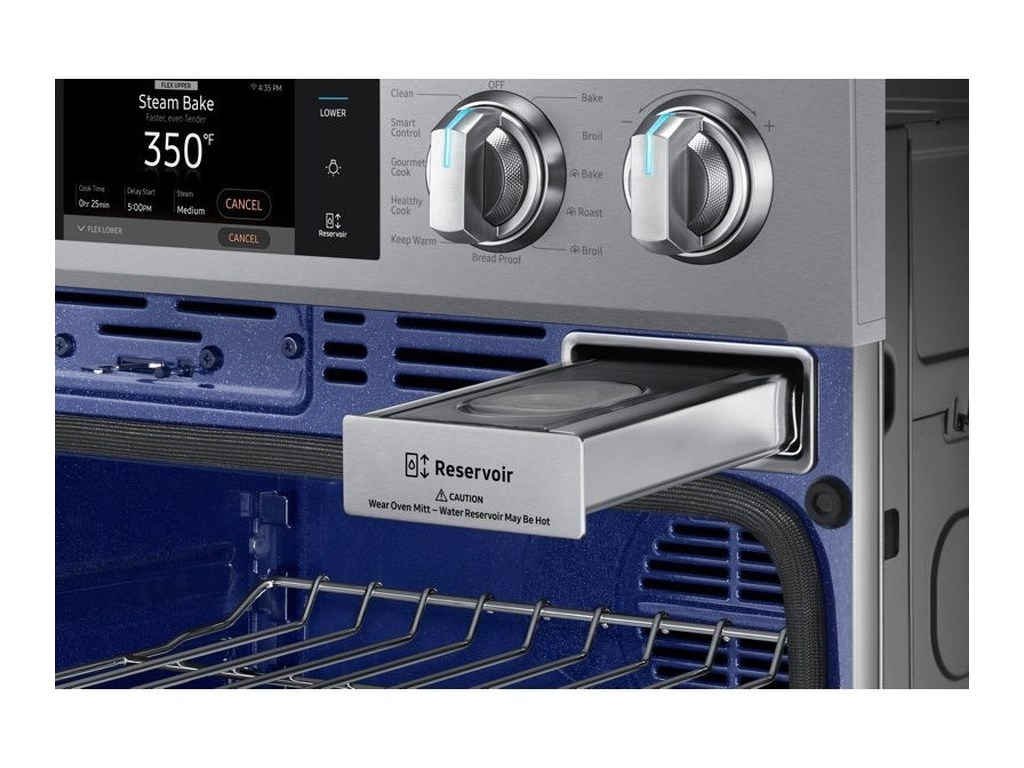 Samsung Appliances 30 Double Wall Oven With Flex Duo Sheely S Furniture Appliance Ovens Electric Double
