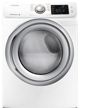 Samsung Appliances Electric Dryers7.5 cu. ft. Electric Front Load Dryer