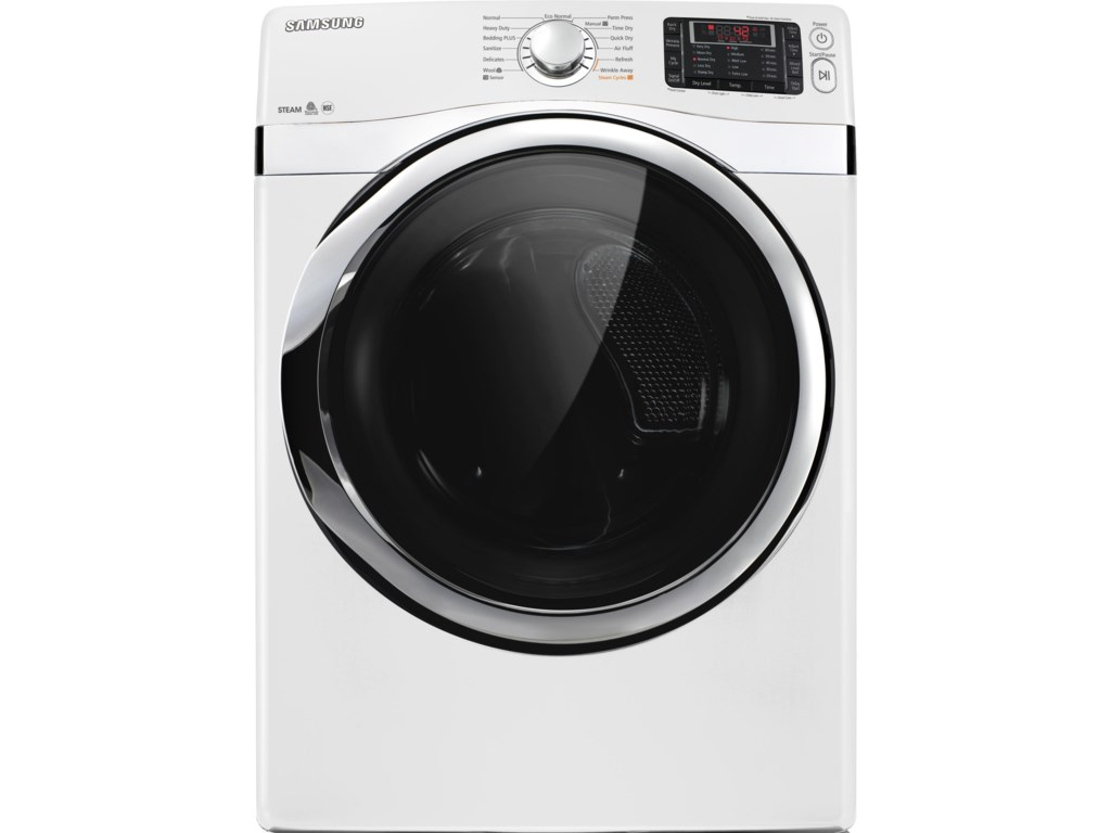 Samsung Appliances Electric Dryers7.5 Cu. Ft. Front-Load Electric Dryer