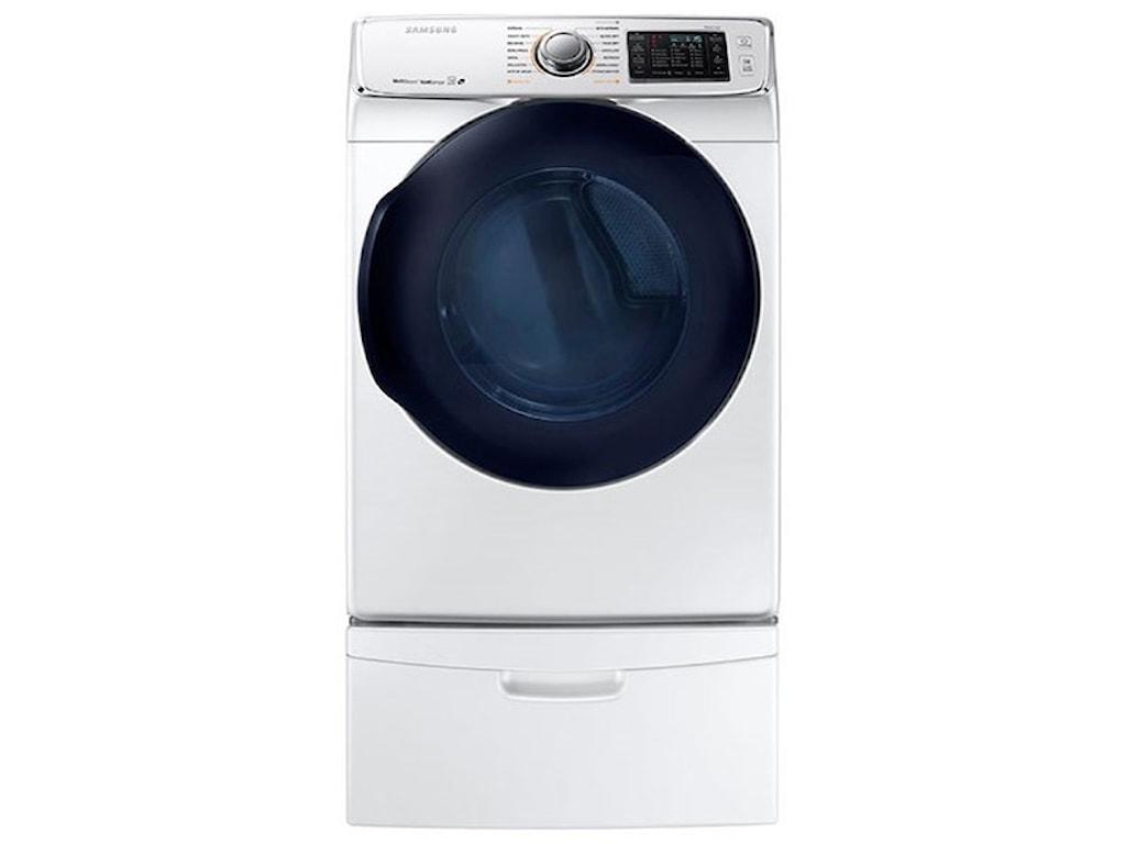 Samsung Appliances Dryers- SamsungDV6500 7.5 cu. ft. Electric Dryer