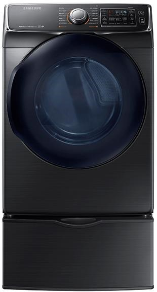 Samsung Appliances Dryers- SamsungDV50K7500 7.5 cu. ft. Electric Dryer