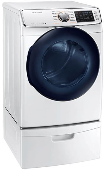 Samsung Appliances Dryers- SamsungDV50K7500 7.5 cu. ft. Electric Dryer
