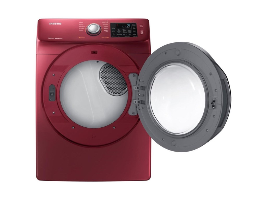 Samsung Appliances Electric DryersDV5300 7.5 Electric Front Load Dryer