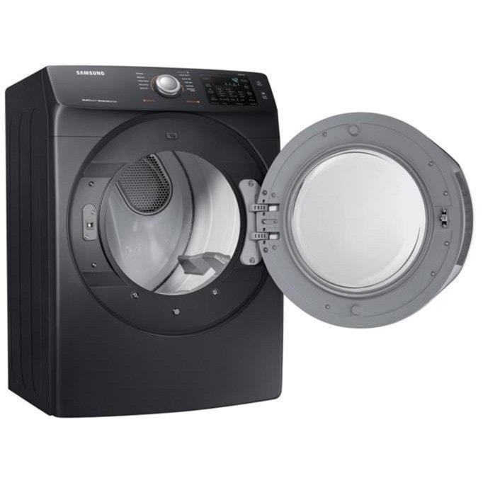 Samsung Appliances Dryers- SamsungDV5300 7.5 Electric Front Load Dryer