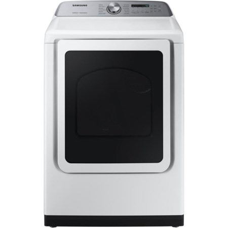 """7.4 Cu. Ft. 27"""" Electric Front Load Dryer"""