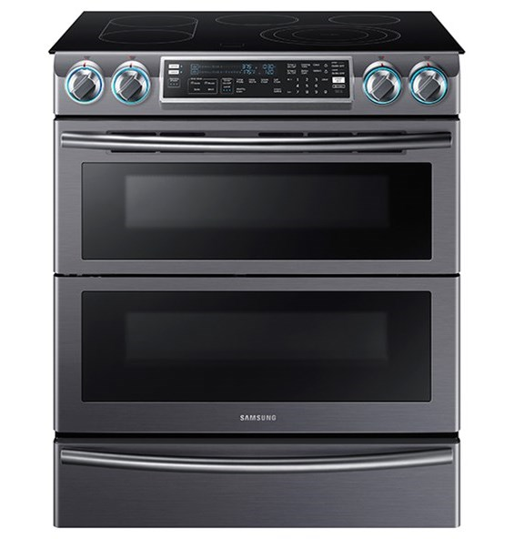 Samsung Appliances Electric Range- Samsung5.8 cu.ft. Slide-In Electric Flex Duo™ Range