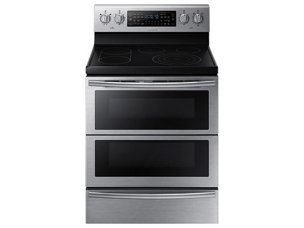 Samsung Appliances Electric Range5.9 cu. ft. Electric Flex Duo® Range