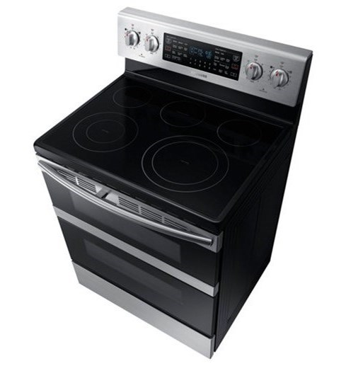 Samsung Appliances Electric Range5.9 cu. ft. Freestanding Electric Range