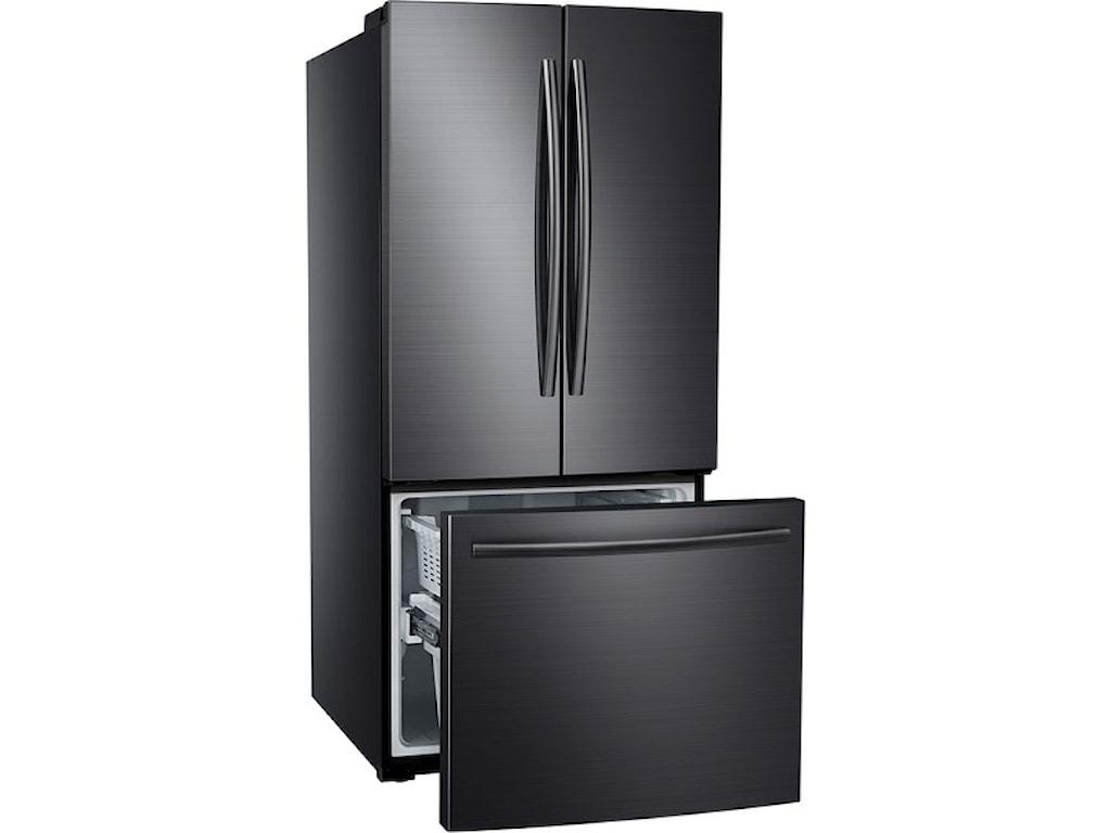 Samsung Appliances French Door Refrigerators21.6 Cu. Ft. French Door Refrigerator