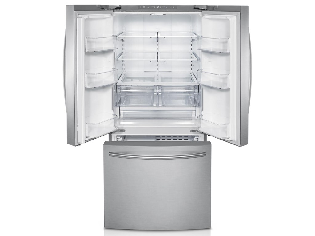 Samsung Appliances French Door Refrigerators21.6 Cu. Ft. French Door Refrigerator
