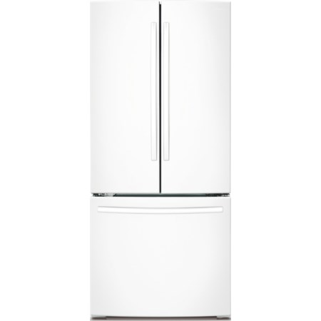 21.6 Cu. Ft. French Door Refrigerator