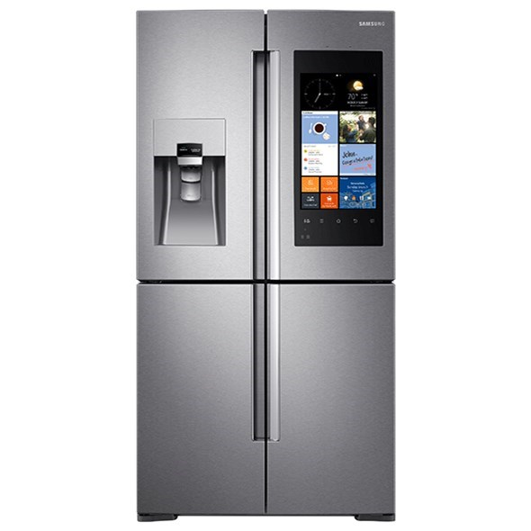 Samsung Appliances French Door Refrigerators22 Cu. Ft. Counter Depth 4 Door  Flex™ ...