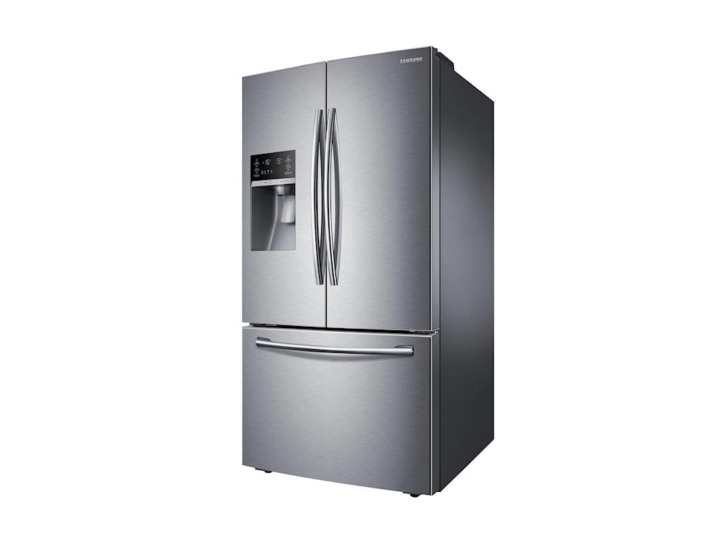 Samsung Appliances 225 Cu Ft Counter Depth French Door