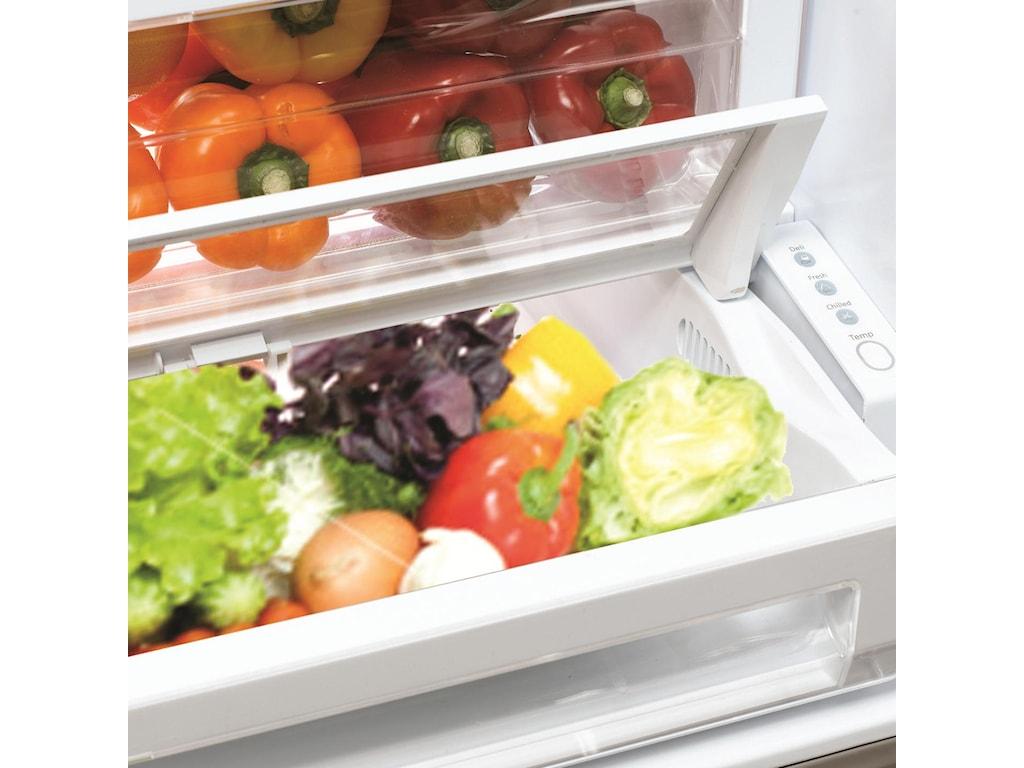 Samsung Appliances French Door Refrigerators25.5 Cu. Ft. French Door Refrigerator