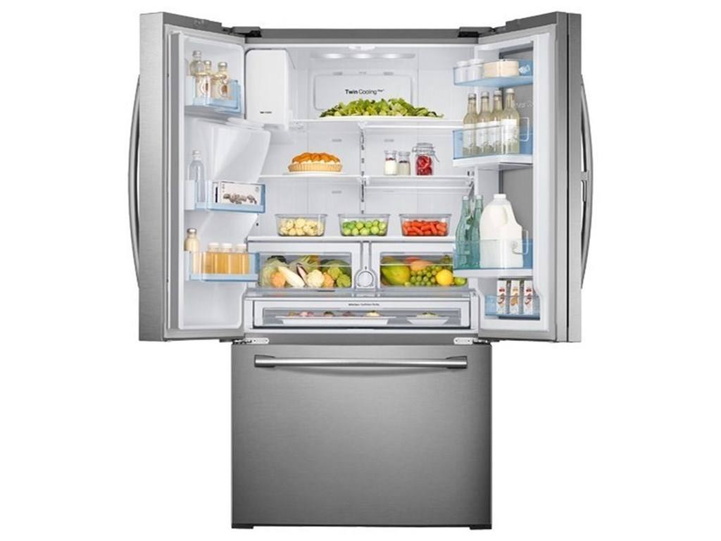 Samsung Appliances French Door Refrigerators28 cu. ft. French Door Refrigerator