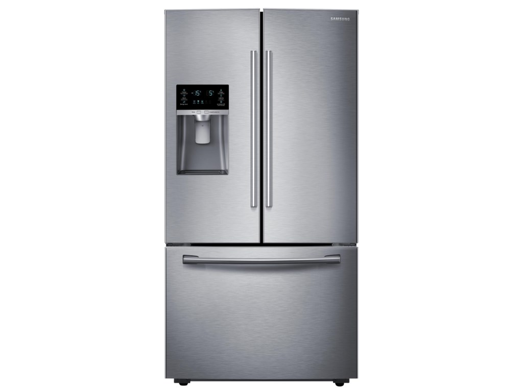 Samsung Appliances 28 Cu Ft French Door Refrigerator With