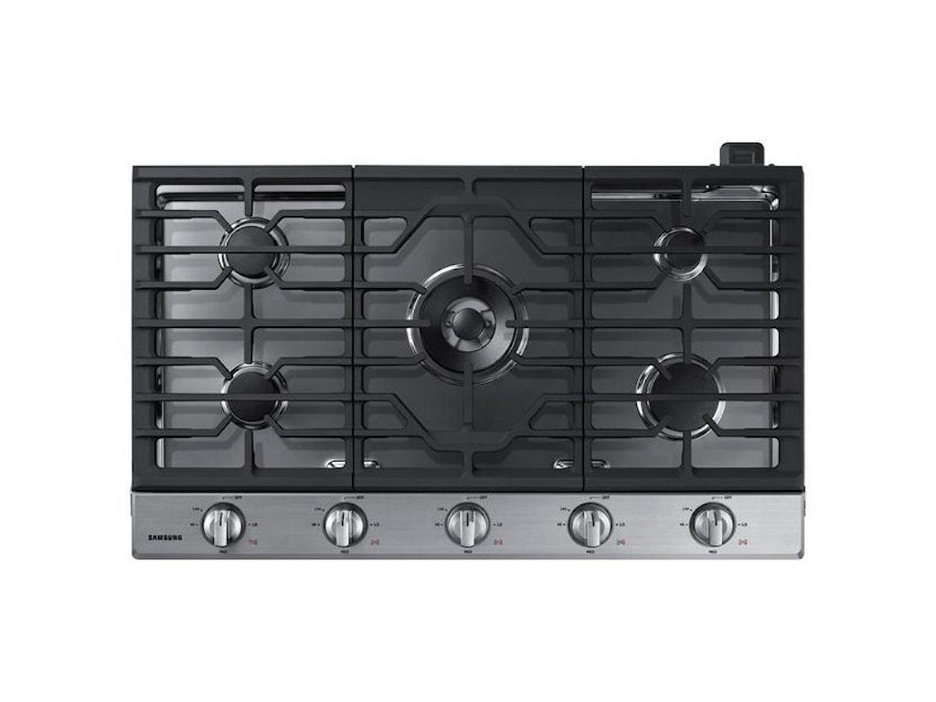 Samsung Appliances Gas Cooktops - Samsung36