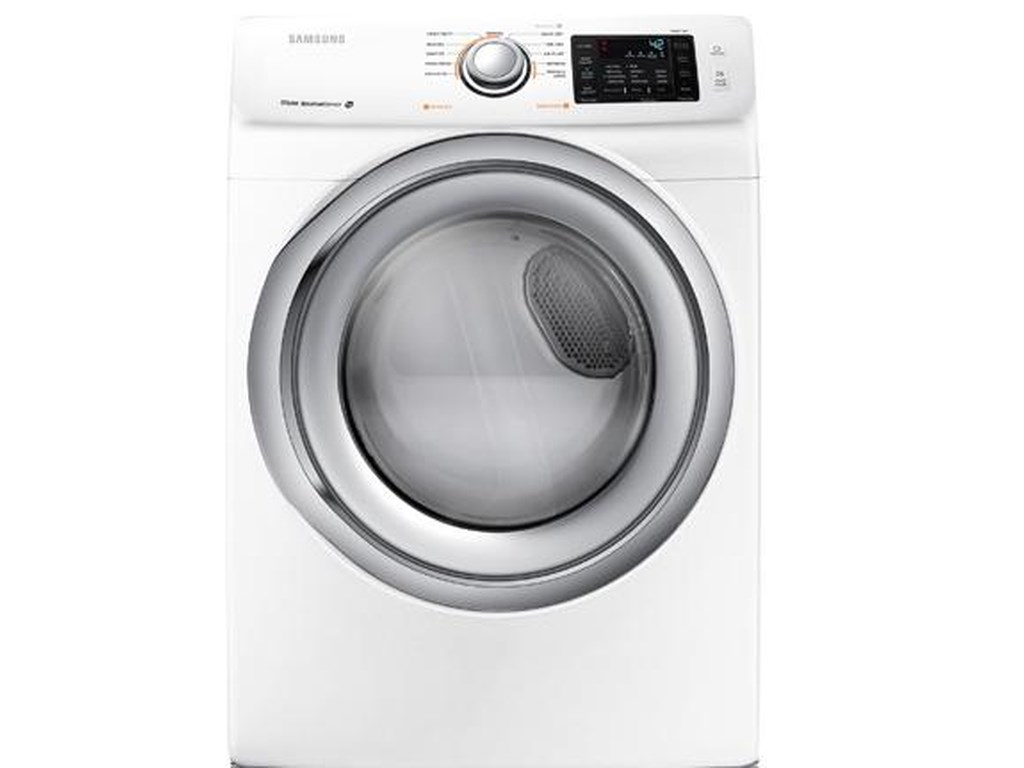 Samsung Appliances Gas Dryers 7.5 cu. ft. Gas Front Load Dryer