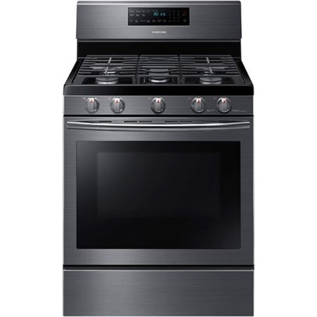 5.8 cu. ft. Capacity Convection Range