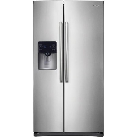 25 cu.ft. Capacity Side-By-Side Refrigerator