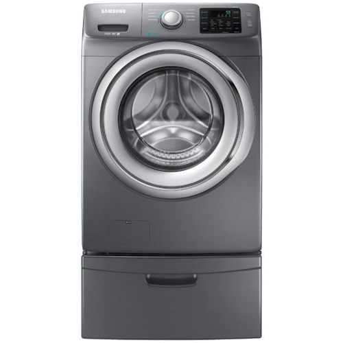 Samsung Appliances Washers and Dryers 4.2 cu. ft. Front Load Washer
