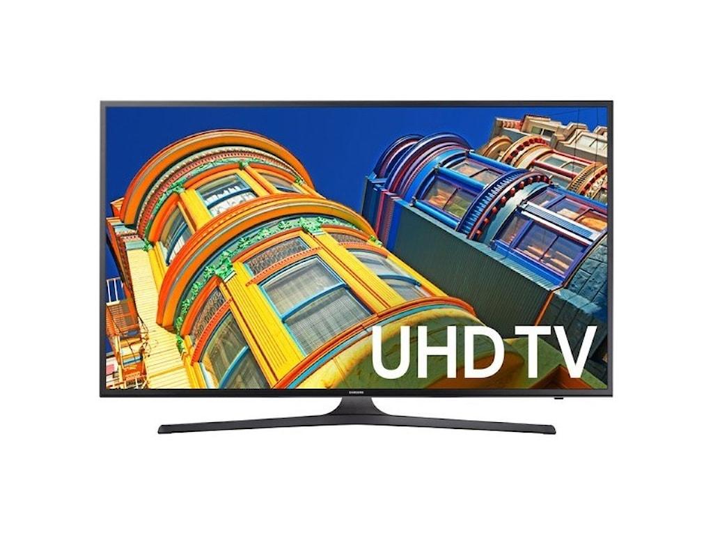 Samsung Electronics 4K UHD TVs - Samsung 201740