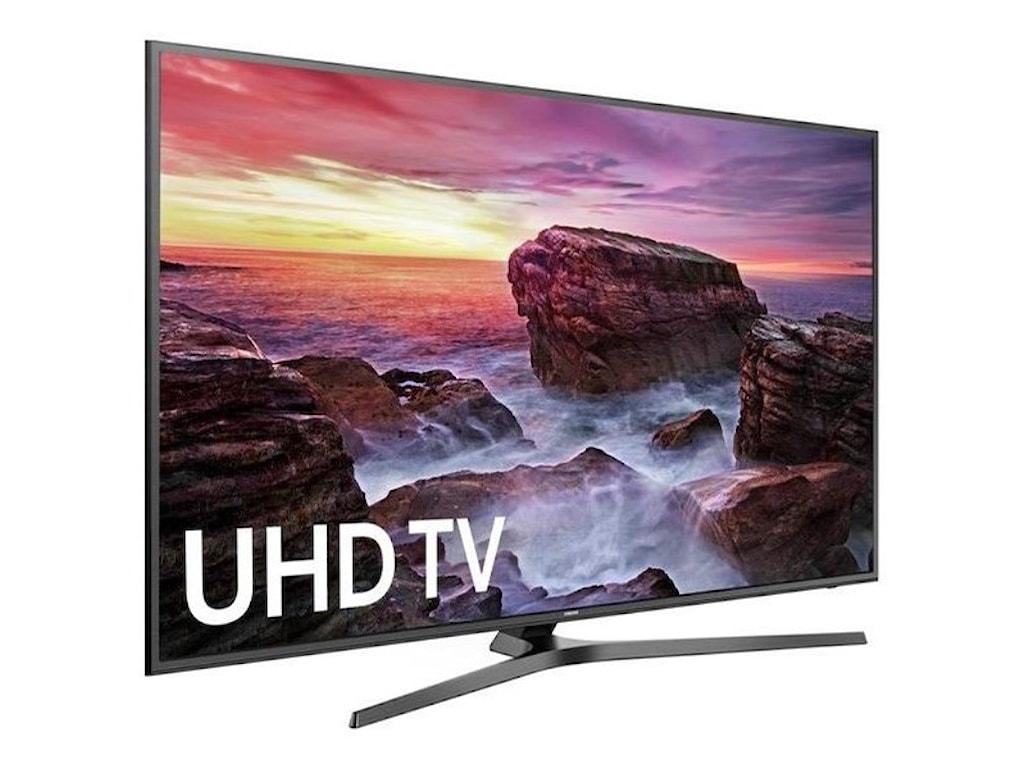 Samsung Electronics 4K UHD TVs - Samsung 201840