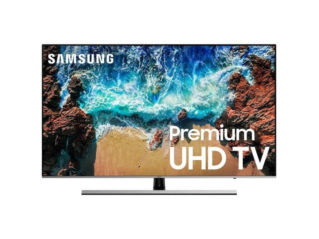 b97c6bf85098 ... NU7100 Smart 4K UHD TV. Samsung Electronics 4K UHD TVs - Samsung 201875  ...