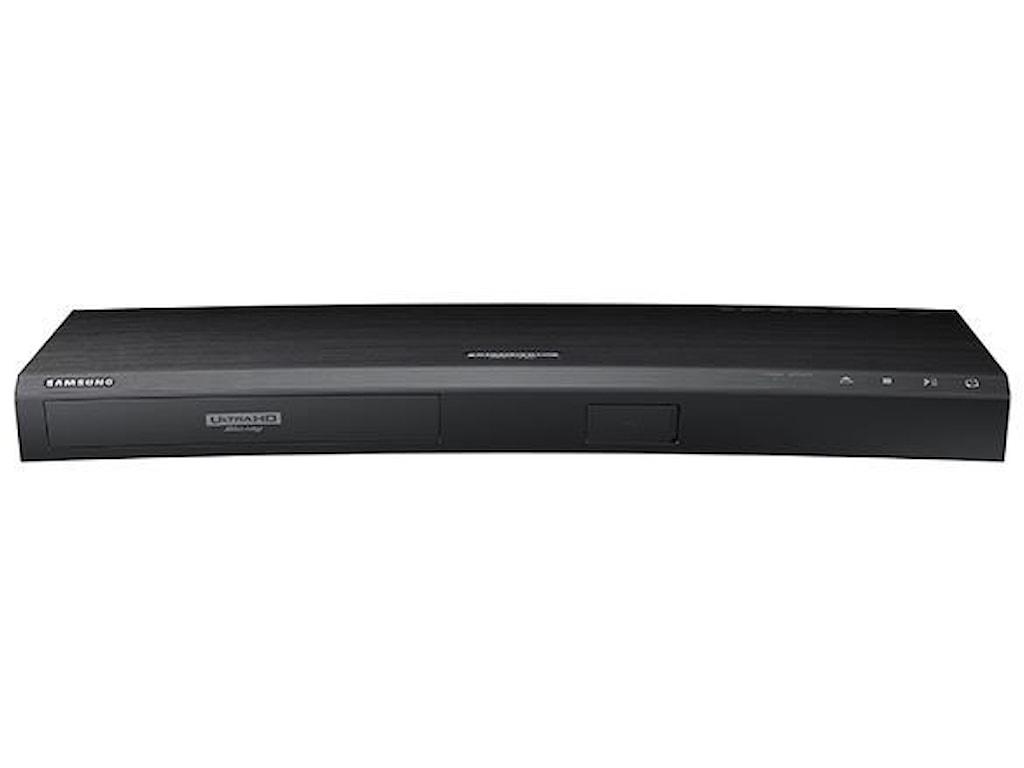 Samsung Electronics Blu-Ray and DVD Players - SamsungUBD-K8500 4K Ultra HD Blu-ray Player