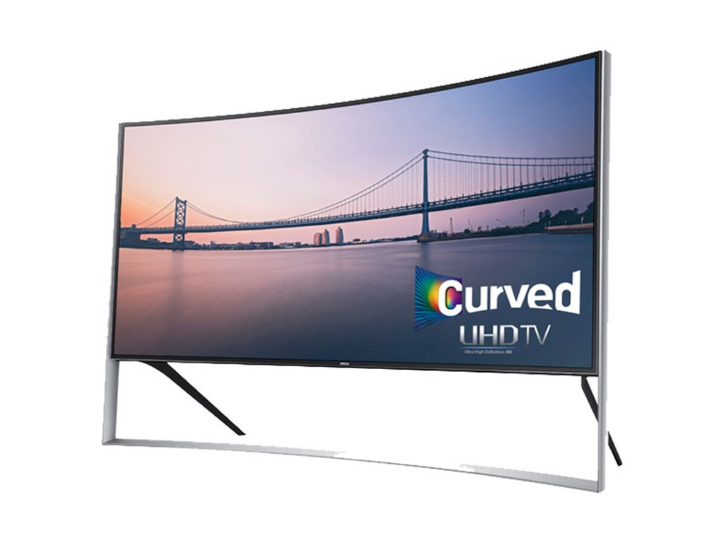 Samsung Electronics Samsung LED TVs 2015UHD 105S9 Series Curved Smart TV - 105""