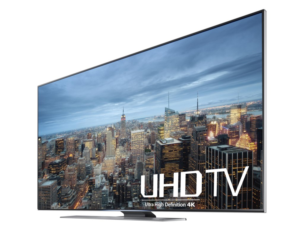 Samsung Electronics Samsung LED TVs 20154K UHD JU7100 Series Smart TV - 75