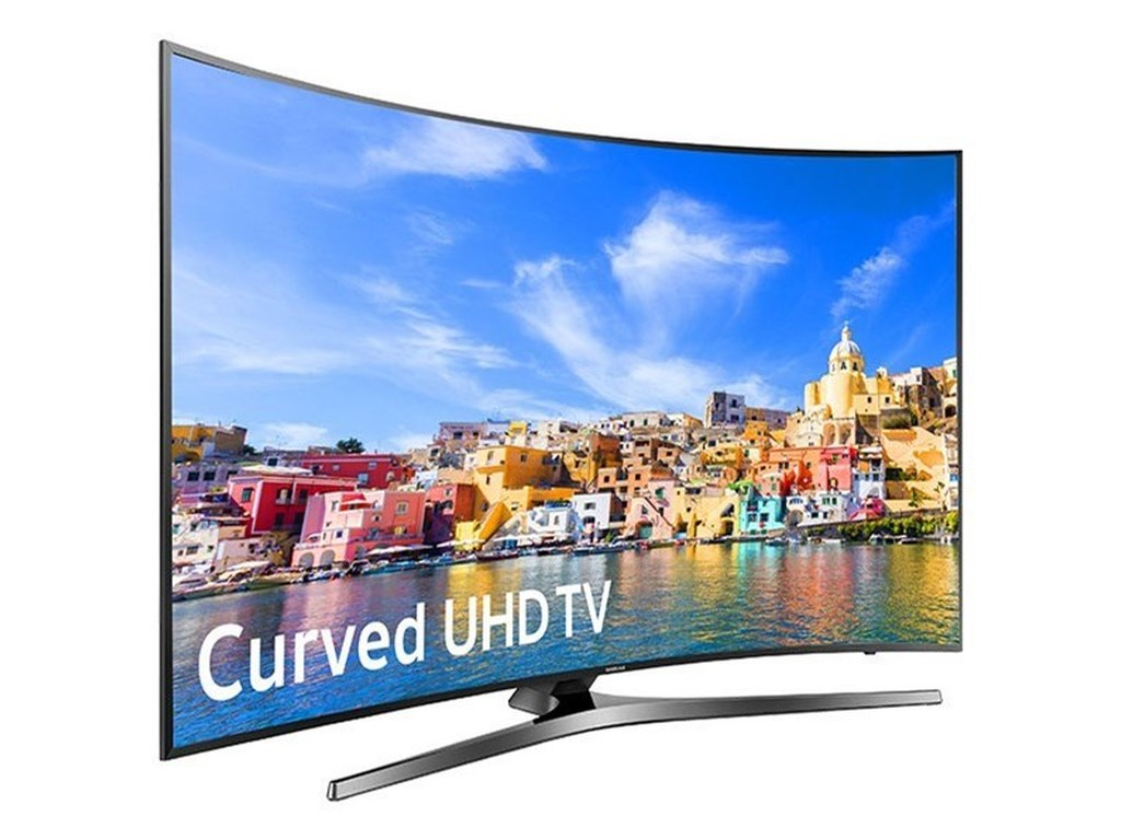 "Samsung Electronics Samsung LED TVs 201649"" Class KU7500 7-Series Curved 4K UHD TV"