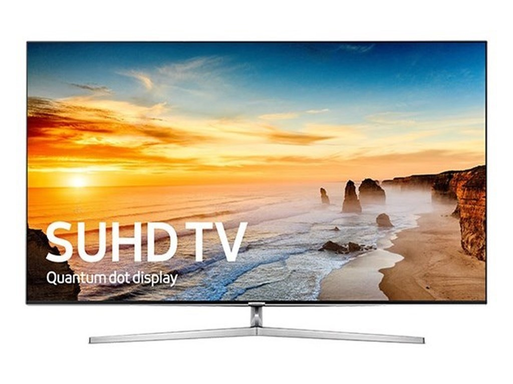 "Samsung Electronics Samsung LED TVs 201655"" Class KS9000 9-Series 4K SUHD TV"