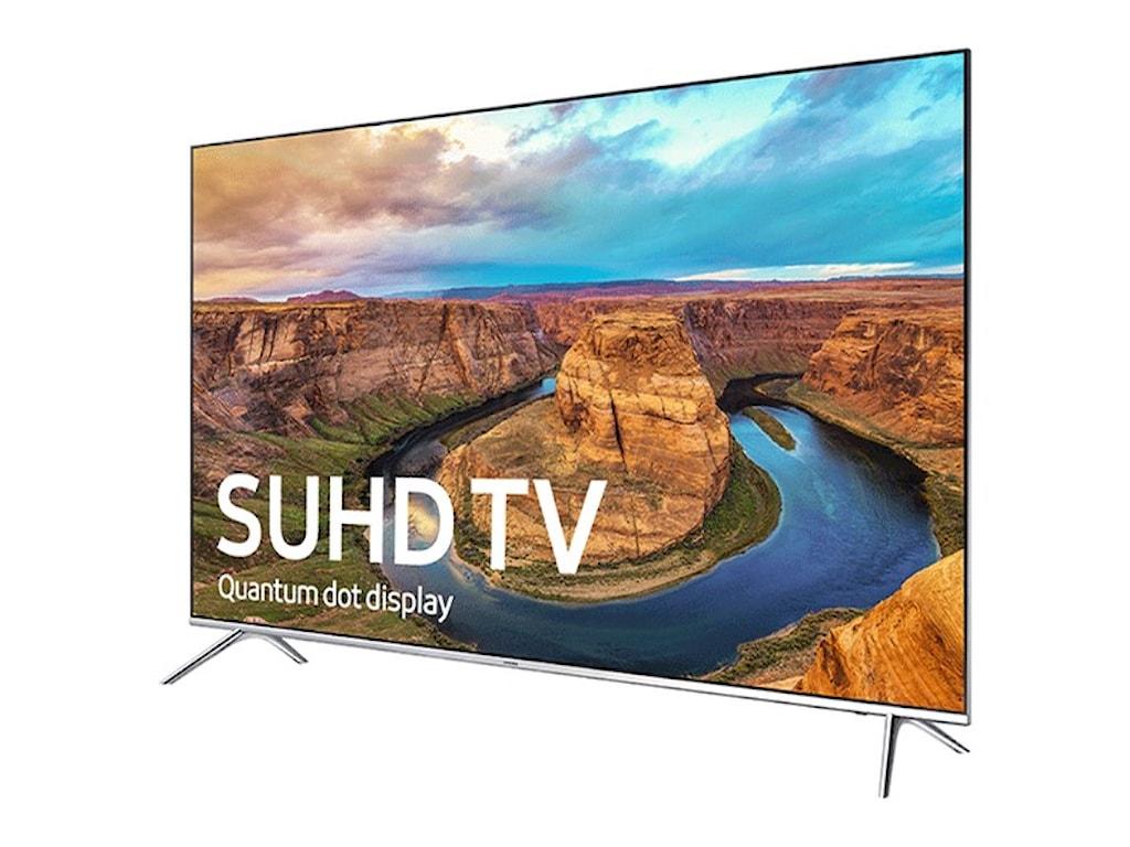 "Samsung Electronics Samsung LED TVs 201665"" Class KS8000 8-Series 4K SUHD TV"