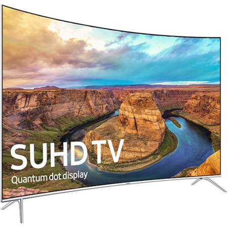 "65"" Class KS8500 8-Series Curved 4K SUHD TV"