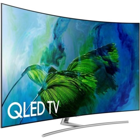 "65"" Class Q8C Curved QLED 4K TV"