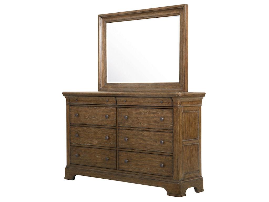 Samuel Lawrence American AttitudeDrawer Dresser
