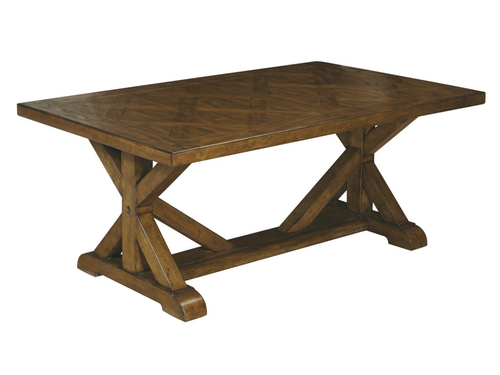 Samuel Lawrence American AttitudeRectangular Cocktail Table