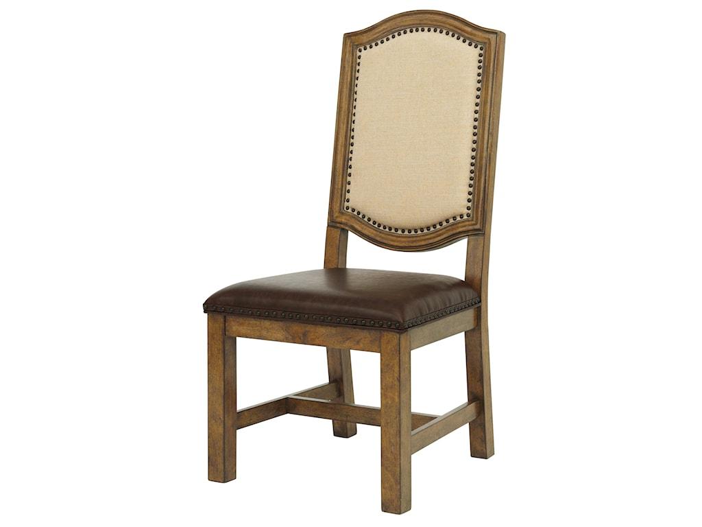 Samuel Lawrence American AttitudeWood Farm Side Chair